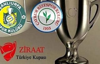 Urfaspor-Rizespor maçı ne zaman oynanacak?