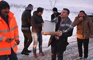 Viranşehir'de çalışma başlatıldı