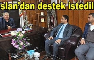 AK Parti Eyyübiye Teşkilatı çalışmalara start...