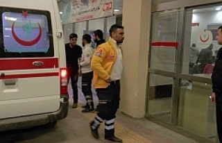 Ambulanstaki yaralılara linç girişimi