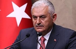Başbakan Yıldırım, referandumun tarihini açıkladı