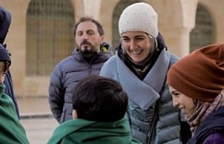 Bosnalı Yönetmen Urfa'yı konu aldı...