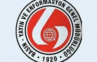 BYEGM Urfa İl Müdürlüğünde görev değişimi