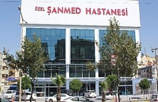 Şanmed Hastanesinden müjde