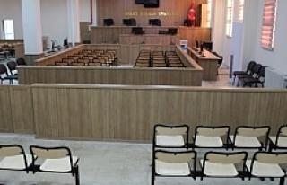 Urfa'da FETÖ davaları bu salonda görülüyor
