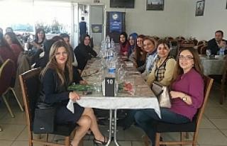 Kadın Mühendisleri buluşturan gün...