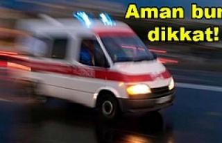 Urfa'da 4 kişi hayatını kaybetti