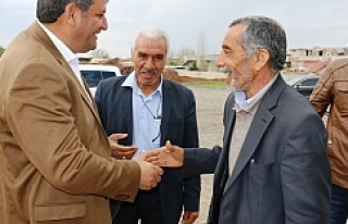 Abdulhekim Ayhan'ın tek rakibi Harran