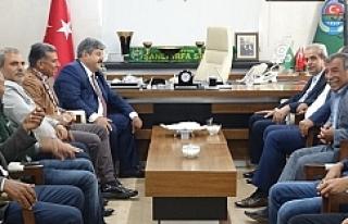 Başkan Demirkol'dan Ziraat odasına teşekkür