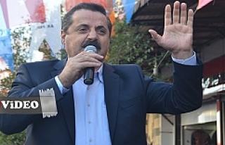 """Çelik, """"Şanlıurfa, Türkiye'nin Güvencesidir"""""""