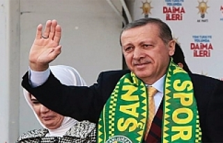 Cumhurbaşkanı Erdoğan'ın geliş saati belli...