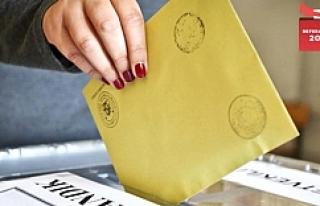Doğu ve Güneydoğu'da oy verme işlemi sona...