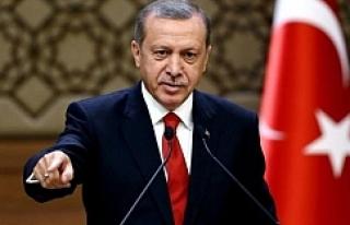 Erdoğan'ın AK Parti'ye üye olacağı...