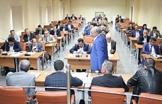 Faaliyet raporu oy birliğiyle geçti
