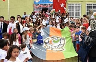 Kardeş Okullar, 23 Nisan Çocuk Bayramını Kutladı