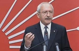 Kılıçdaroğlu sert konuştu (video)