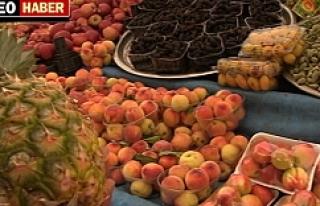 Meyve ve sebze fiyatlarında müjde!