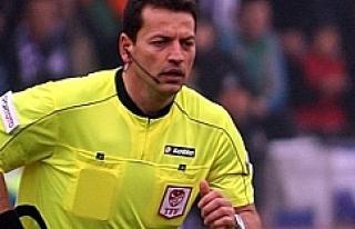 Samsunspor maçının hakemi belli oldu