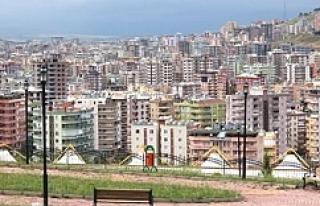 Urfa'nın konut satış verileri açıklandı