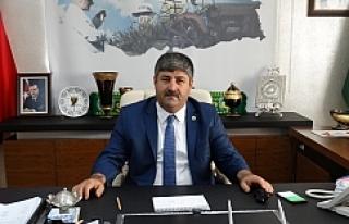 Başkan Eyyüpoğlu'ndan Berat Kandili Mesajı