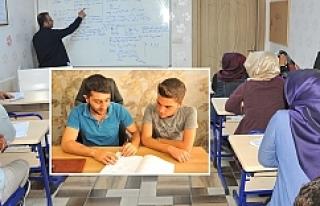 Çağdaş Özel Öğretim Kursu'ndan büyük başarı
