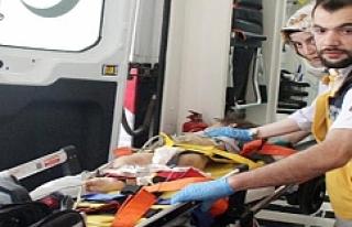 Damdan düşen 1 yaşındaki çocuk öldü