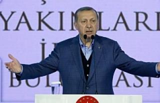 Erdoğan net konuştu!