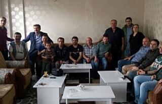 Karadenizliler Urfa'da tek çatı altında buluştu