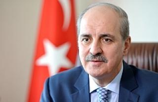 Kurtulmuş: Erdoğan 21 Mayıs'ta..