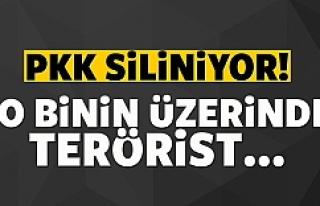 PKK son yılların en ağır darbesini yedi