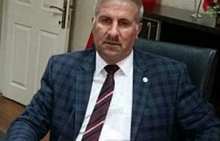 Urfa'da fırıncılar odası başkanı çileden...