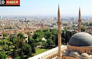 Urfa'da kaç camii bulunuyor?