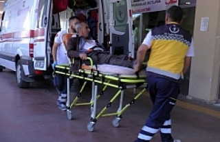 Urfa'da kaza sonrası insanlık!