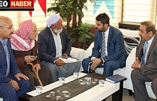 Urfa'da o toplantı yapıldı