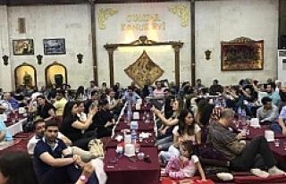Urfa'da turizm sezonu açıldı