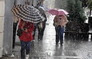 Urfa'da kuvvetli yağış bekleniyor