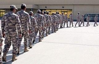 Askerlerimiz Katar'da