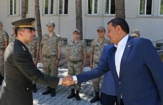Başkan Özyavuz'dan kutlama