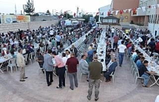 Büyükşehir'den iftar daveti