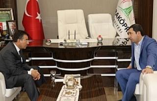 Cumhurbaşkanının ziyaretini değerlendirdiler…