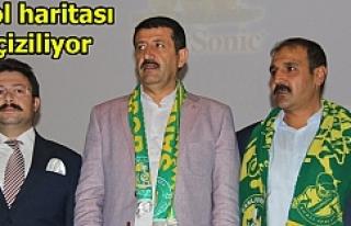 Urfaspor şampiyonluk için kolları sıvadı
