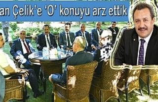 Başkan Kaya'dan flaş açıklama
