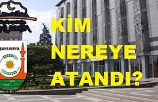 BŞB'SİNDE ATAMA DEPREMİ...
