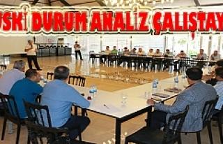 Çalıştay toplantısı yapıldı