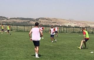 Karaköprü'de ikinci etap kampı başladı
