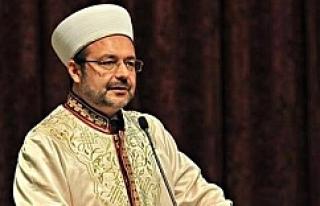 Mehmet Görmez başkanlığı bırakıyor mu?