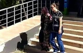 Urfa'da iki kadın tutuklandı! İşte suçları...