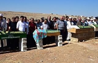 Erdoğan ailesi toprağa verildi