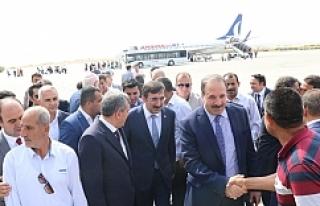 Genel Başkan Yardımcısı Yılmaz Urfa'da...