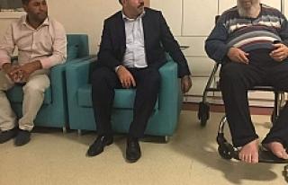 Sabri Yazar Hocanın son durumu?...